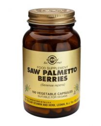 Solgar Saw Palmetto Berries - 100 Vegetable Capsules