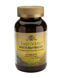 Solgar Earth Source Multi-Nutrient - 90 Tablets