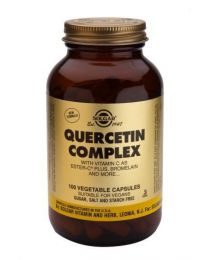 Solgar Quercetin Complex - 100 Vegetable Capsules
