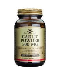 Solgar Garlic Powder 500 Mg - 90 Vegetable Capsules