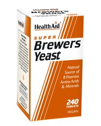 Health Aid Brewers Yeast - 500 Tablets