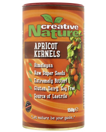 Creative Nature Apricot Kernels (Bitter Himalayan) - 150g & 300g Pack