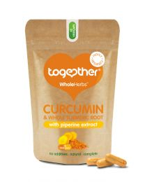 Together Wholeherb Turmeric Food Supplement - 30 Capsules