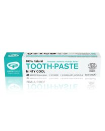 Green People Minty Cool Toothpaste - 50ml Pack