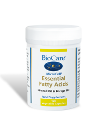 BioCare Microcell Essential Fatty Acids - 120 Vegetable Capsules