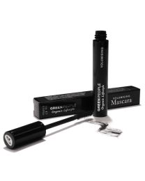 Green People Volumising Mascara - Brown-Black - 7ml Liquid