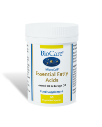BioCare Microcell Essential Fatty Acids - 60 Vegetable Capsules