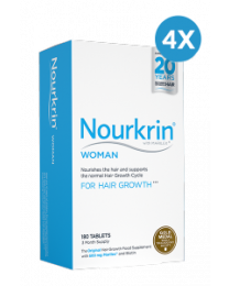 Nourkrin Woman 1 Year Supply - 720 Tablets