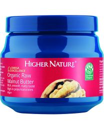 Higher Nature Omega Excellence Organic Coconut Butter - 400g Powder
