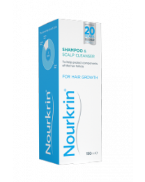 Nourkrin Shampoo - 150ml Liquid