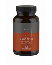 Terranova Smooth Synergy - 50 Vegetable Capsules