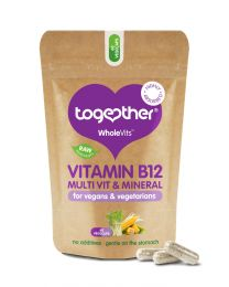 Together Wholevit B12 Complex Food Supplement - 60 Capsules