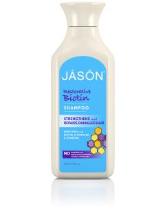 Jason Organic Biotin Shampoo - 500ml Liquid