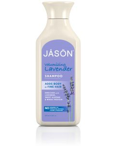 Jason Organic Lavender Shampoo - 473ml Liquid