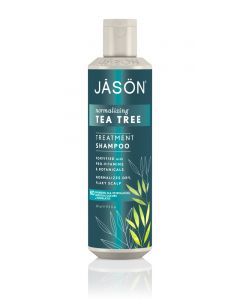 Jason Tea Tree Oil Therapy Shampoo - 517ml Liquid