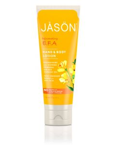 Jason Organic Efa Primrose Hand & Body Lotion - 250g Liquid - Hands & Feet Care