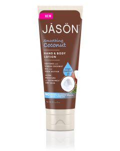 Jason Coconut Hand & Body Lotion - 227g Liquid - Hands & Feet Care