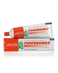 Jason Power Smile Toothpaste (85G) Display - 12 Pack