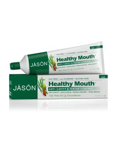 Jason Jas Healthy Coq10 Toothpaste - 170g Pack