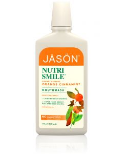Jason Nutrismile Mouthwash - 480ml Liquid