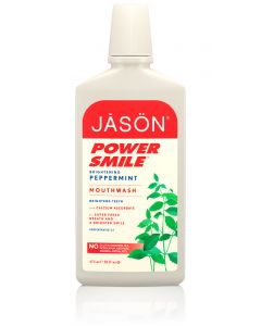 Jason Powersmile Mouthwash - 480ml Liquid