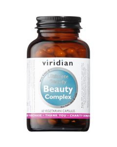 Viridian Ultimate Beauty Complex - 60 Vegetable Capsules