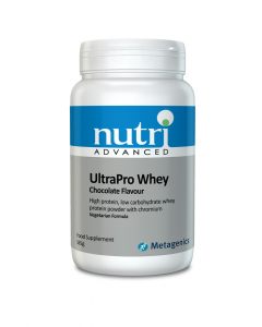 Nutri Advanced UltraPro Chocolate Whey Powder - 565g Vegetable Powder