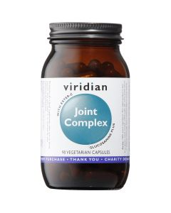 Viridian Joint Complex - 90 Vegetable Capsules - Joints and Bones