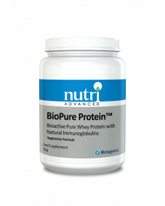 Nutri Advanced Biopure Protein - 345g Vegetable Powder