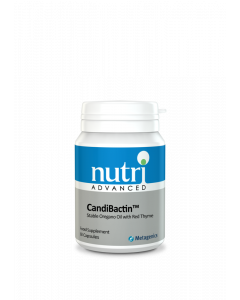 Nutri Advanced Candibactin - 60 Softgels