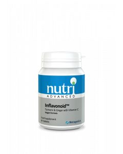Nutri Advanced Inflavonoid - 60 Vegan Tablets