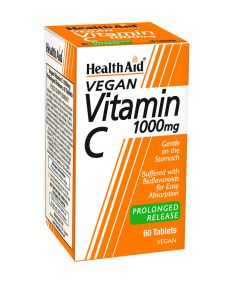 Health Aid Vitamin C 1000Mg - Prolonged Release - 60 Tablets