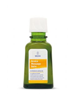 Weleda Arnica Massage Balm - 50ml Balm - Joints and Bones
