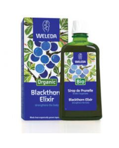Weleda Blackthorn Elixir - 200ml Liquid - Homeopathy & Flower Remedies