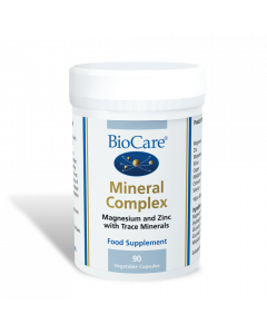 BioCare Mineral Complex - 90 Vegetable Capsules