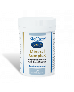 BioCare Mineral Complex - 30 Vegetable Capsules