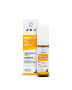 Weleda Muscular Pain Relief Oral Spray - 20ml Spray - Joints and Bones