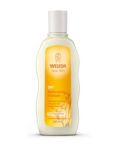 Weleda Oat Replenishing Shampoo - 190ml Liquid