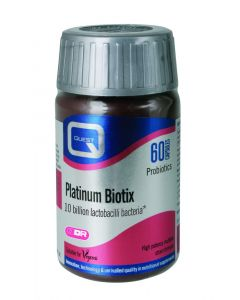 Quest Essentials Platinum Biotix - 60 Capsules - Probiotics