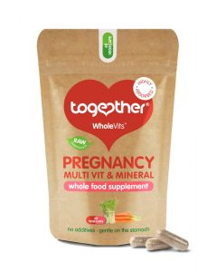 Together Wholevit Pregnancy Food Supplement - 60 Capsules - Speciality Supplements