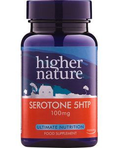 Higher Nature Serotone-5Htp 50Mg - 90 Capsules