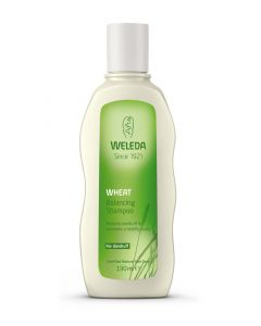 Weleda Wheat Balancing Shampoo - 190ml Liquid