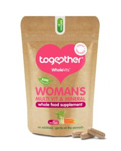 Together Wholevit Women Multivitamin & Mineral Food Supplement - 30 Capsules